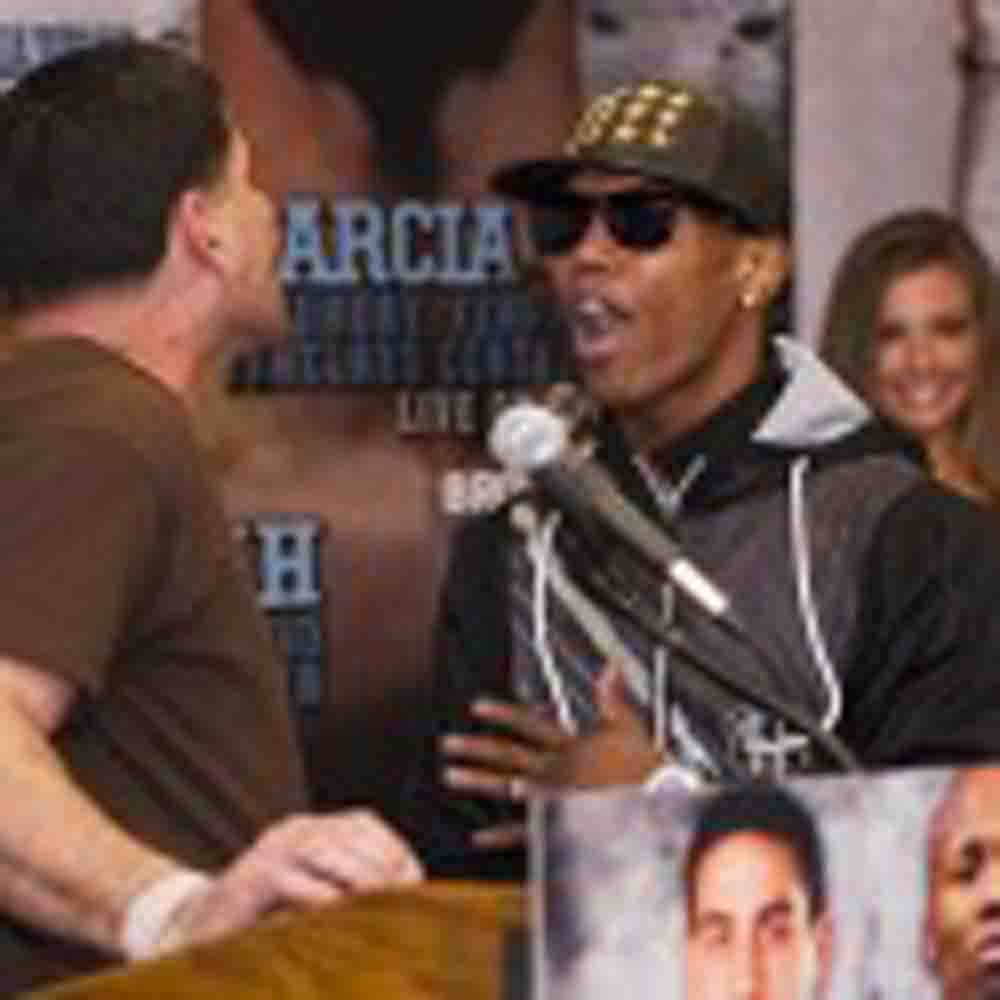 "DANNY ""SWIFT"" GARCIA AND ZAB ""SUPER"" JUDAH ANNOUNCE FEBRUARY 9 WORLD CHAMPIONSHIP FIGHT AT BARCLAYS CENTER IN BROOKLYN"