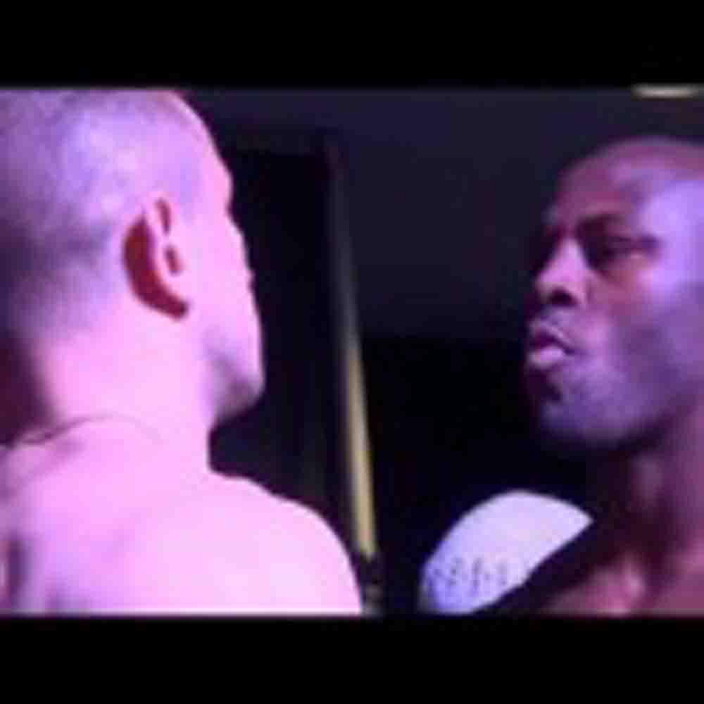 CUNNINGHAM – ADAMEK II WEIGH IN VIDEO