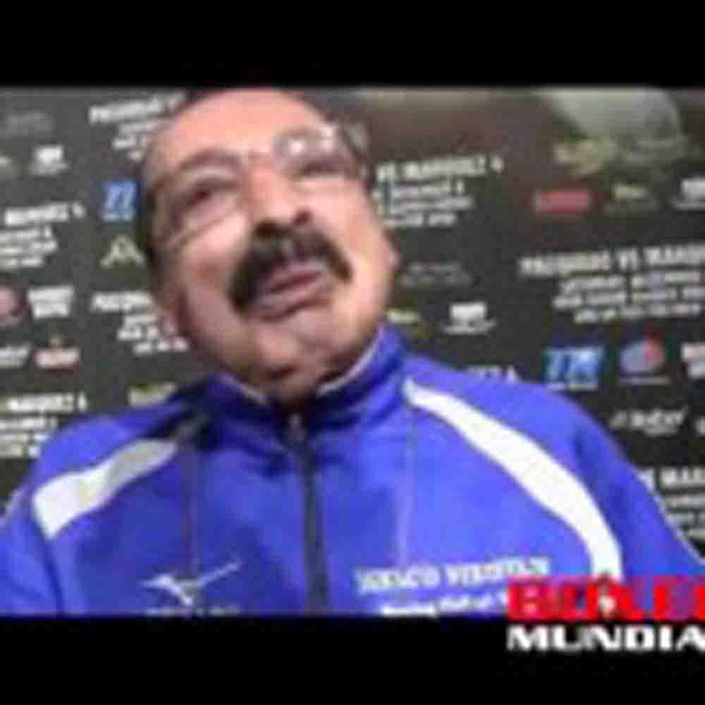 Don Nacho Beristain da su opinión sobre el Canelo y su pelea con Golovkin