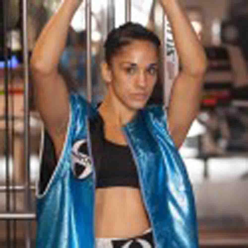 Amanda Serrano pelea mañana por título Intercontinental de la F.U.B.