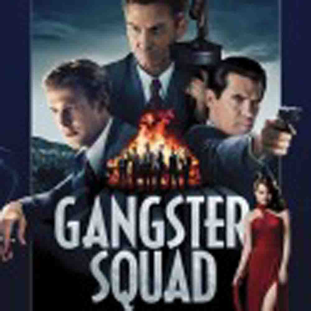 """Gangster Squad """"Book & Movie Pass"""" Giveaway"""