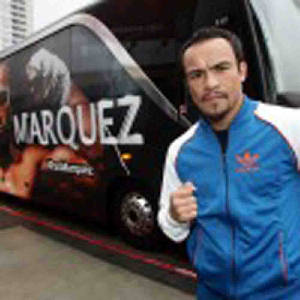 Marquez y Pacquiao rumbo a Las Vegas
