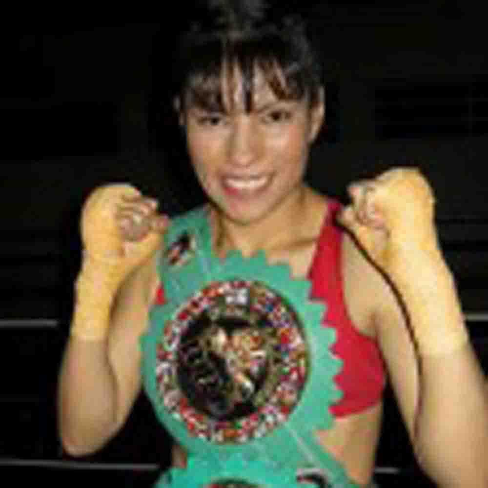Las mejores boxeadoras mexicanas en 2012