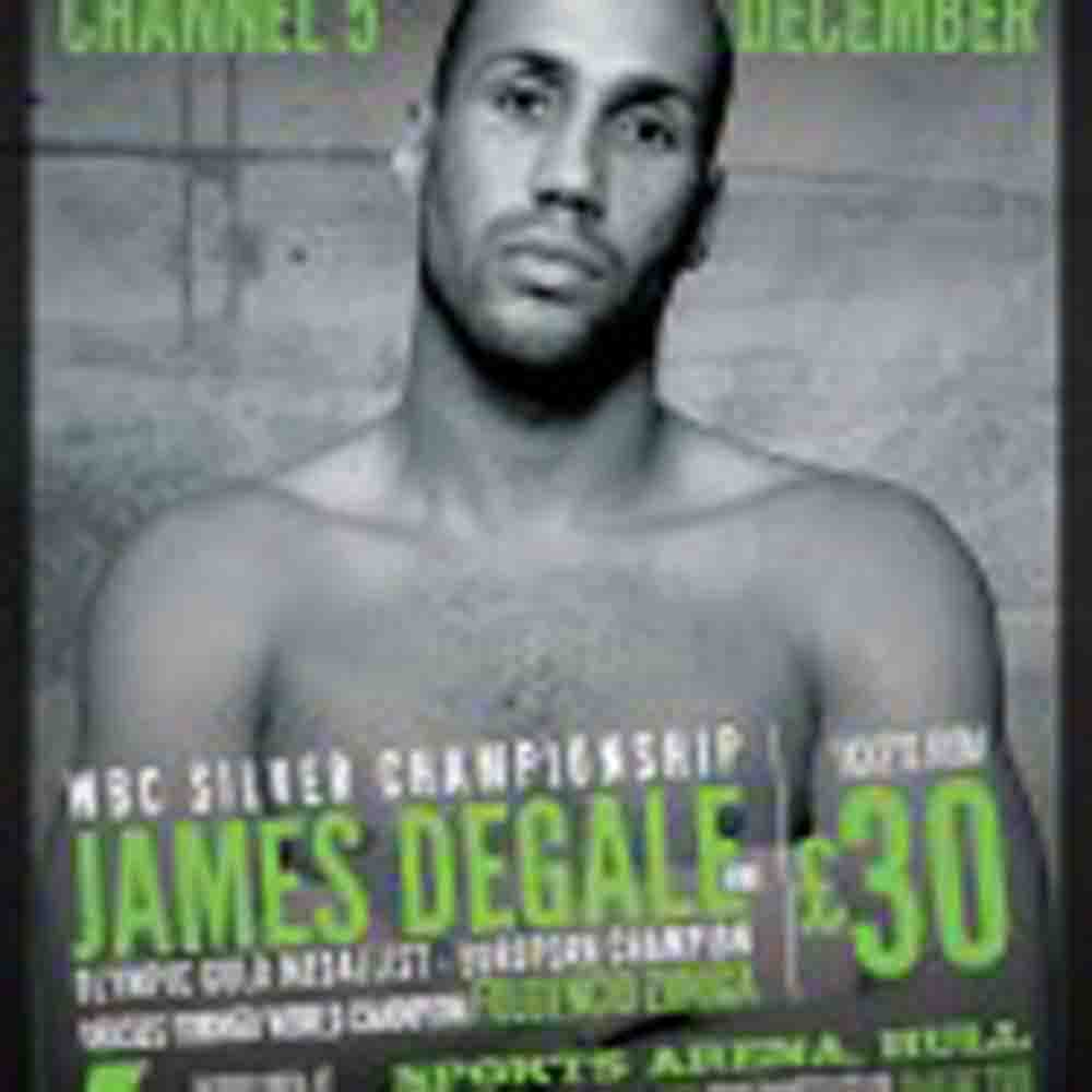James DeGale looking to box smart to overcome Zuniga