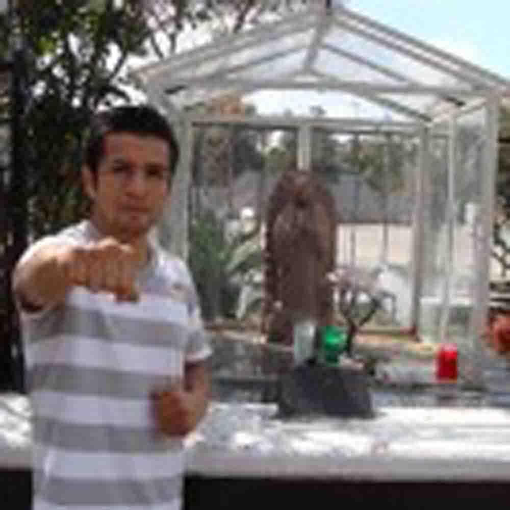 México / Sentido pesame a Javier 'Demonio' Martínez