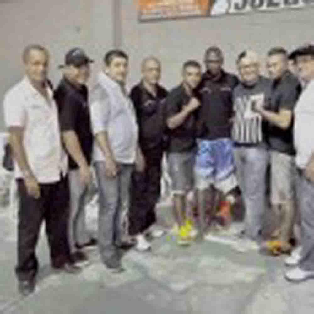 Megabox del Caribe cierra  año boxístico