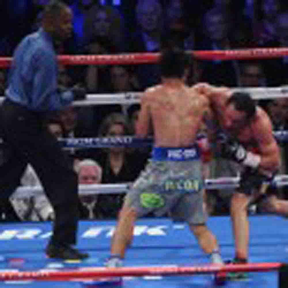 Márquez vs. Pacquiao 4 / Reviva el nocaut del año 2012