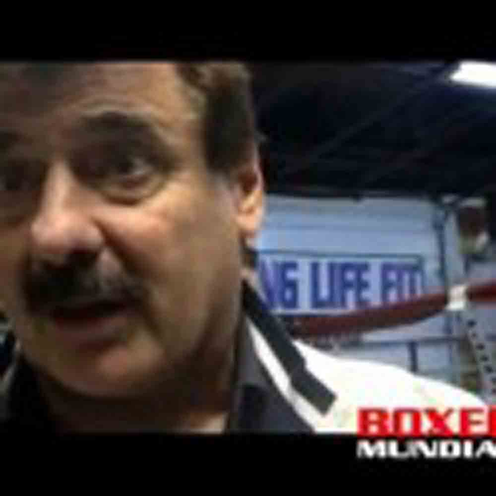 Video: Entrevista con Mario Arano Jefe de 'Arano Box Promotions'
