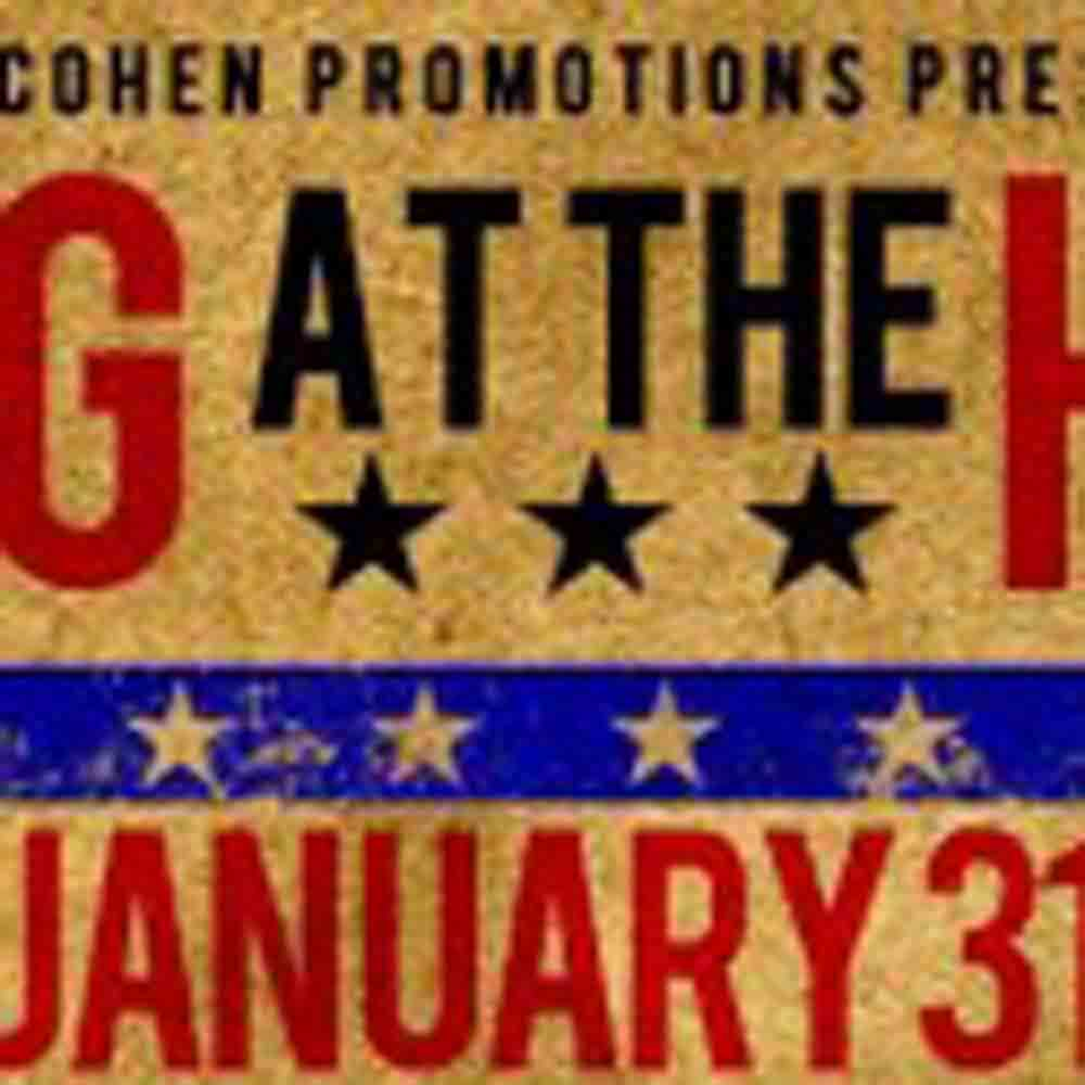 DeMarco to Headline GCP's Second Annual 'Boxing at the Hilton' this Thursday, January 31