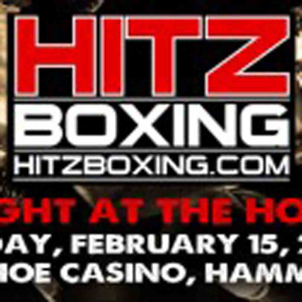 GODFATHER OF CHICAGO BOXING RETURNS ON VALENTINE'​S WEEKEND WITH HUGE NIGHT OF OLD-SCHOOL BOXING