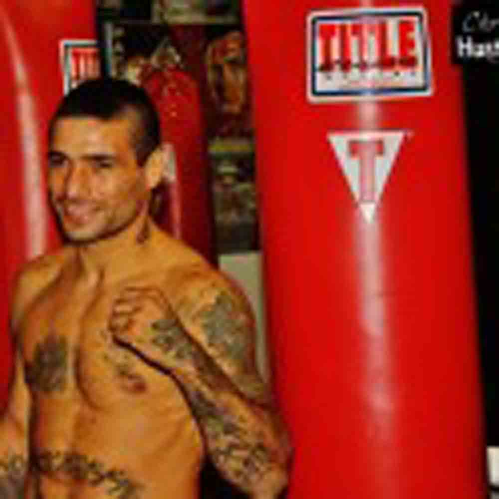 Fotos y Video: Lucas Matthysse habla sobre su pelea con Mike Dallas