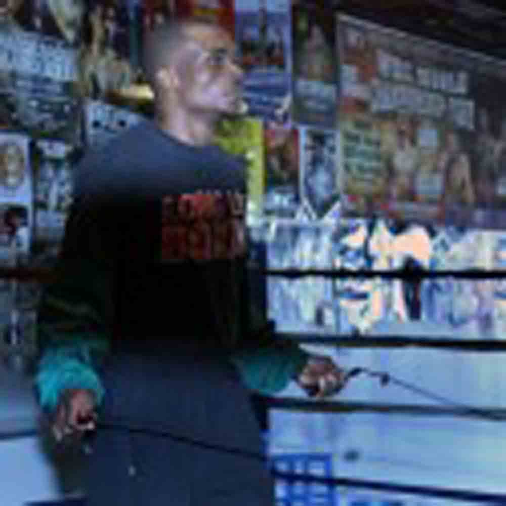 Wednesday's Abril, Bogere, Russell Jr. & Gusev Media Workout