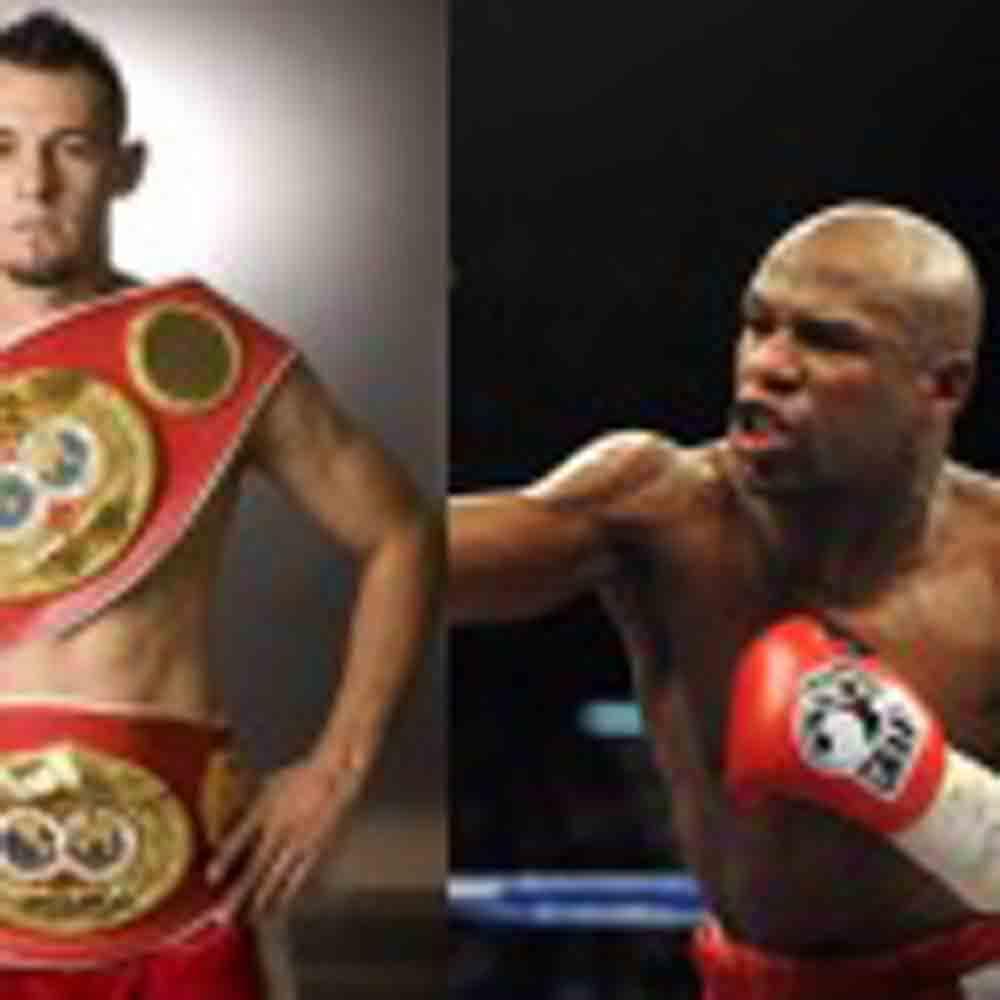 Se concreta Floyd Mayweather Jr. vs. Robert Guerrero para el 4 de Mayo