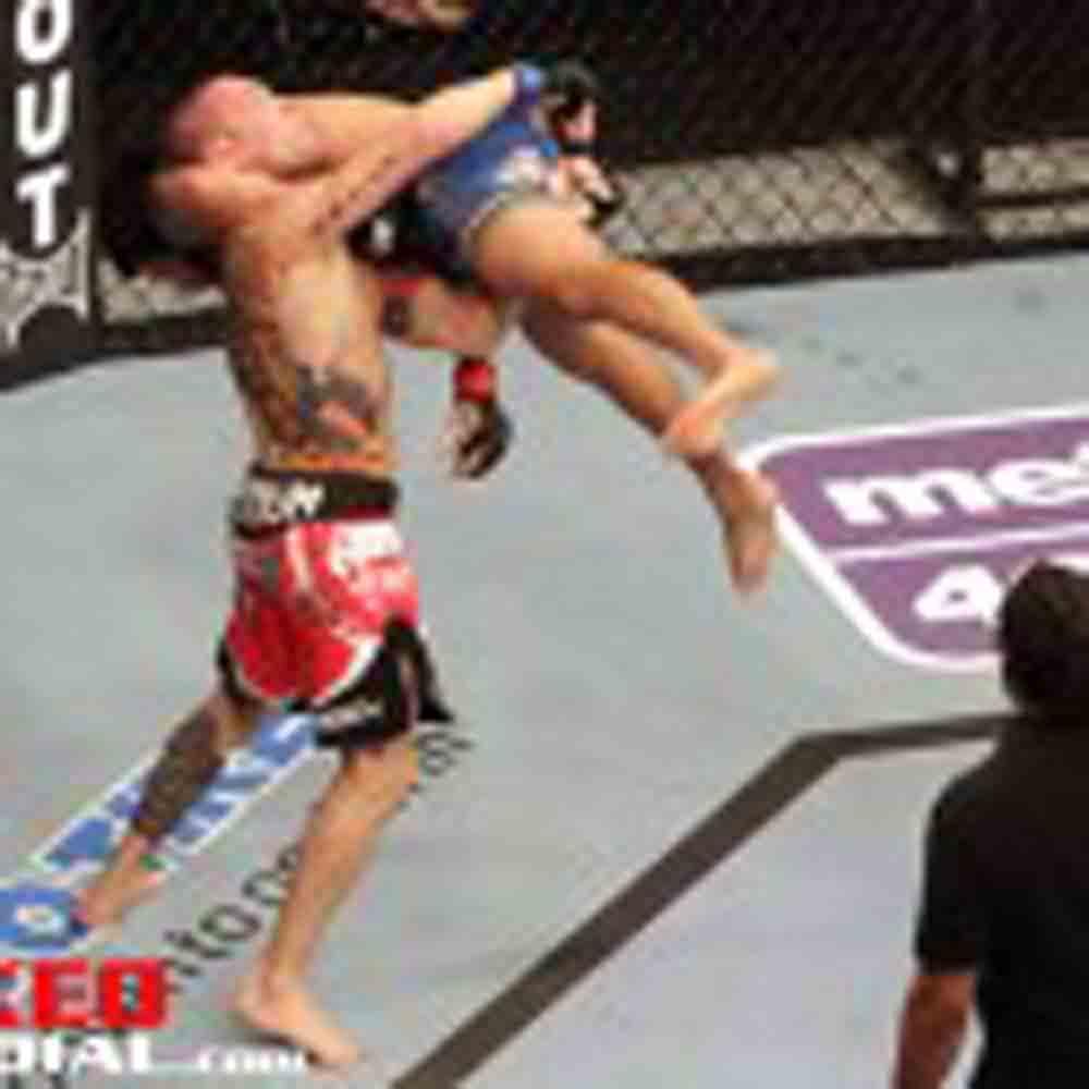 Photos: UFC 157 FX Prelim