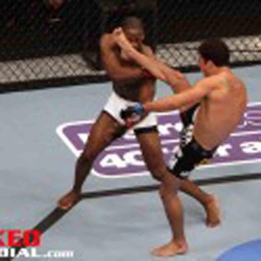 Photos: UFC 157 Facebook Prelims