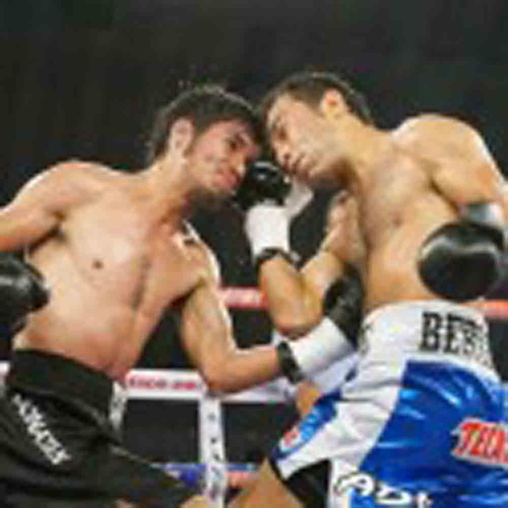 México / Lecona derrota a Bernache