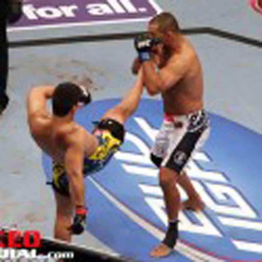 Photos: UFC 157 Co and Main Event