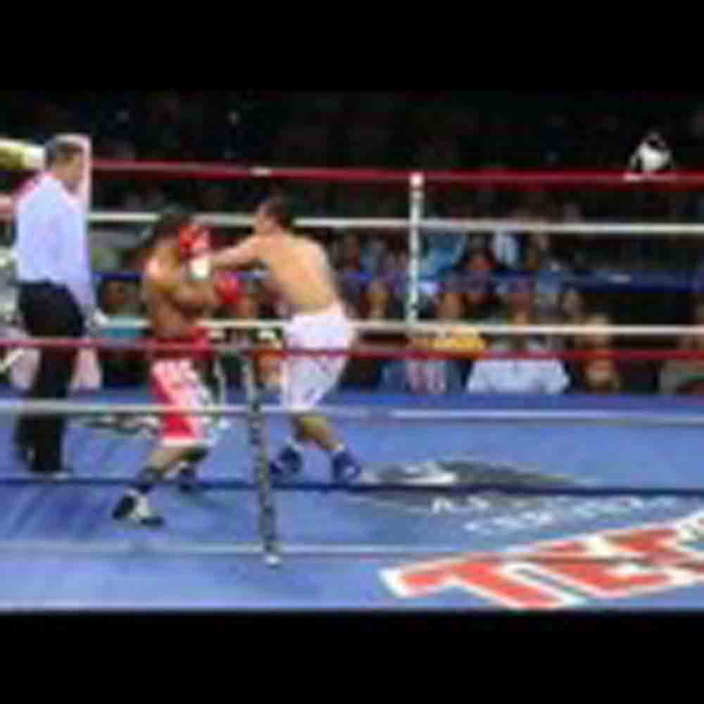 Braulio Santos / Un entrega'o al boxeo