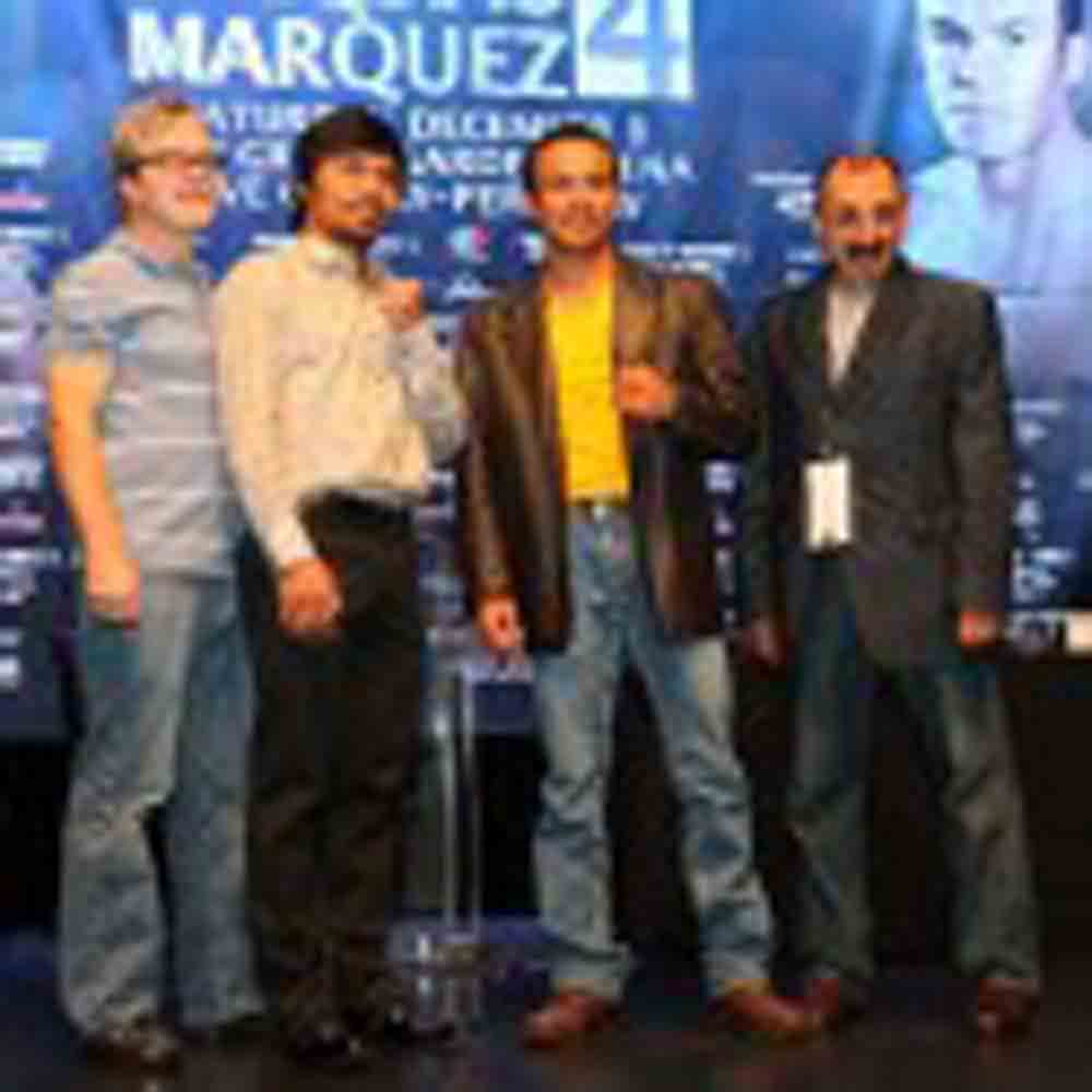 Snips and Snipes: The Marquez-Pacquiao saga, Chavez jr, and much more…