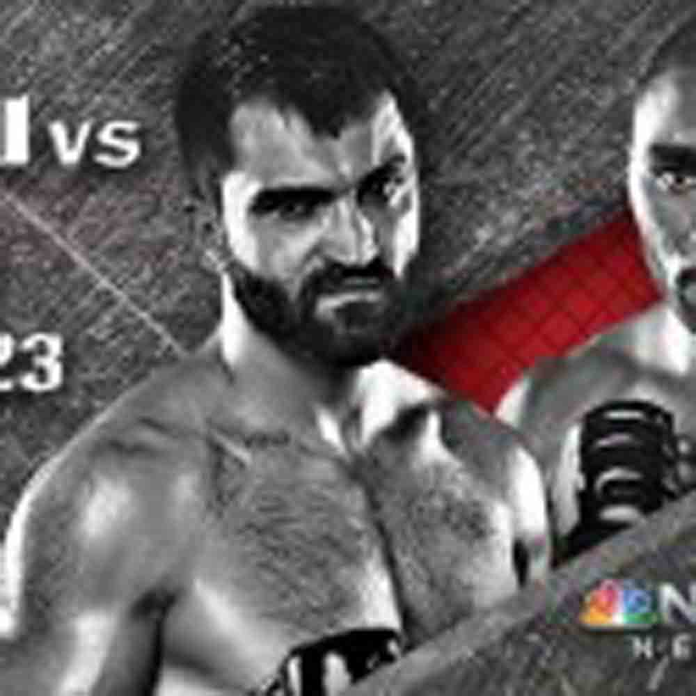 World Series of Fighting Hits Revel in Atlantic City on March 23rd, Live on NBC Sports Network