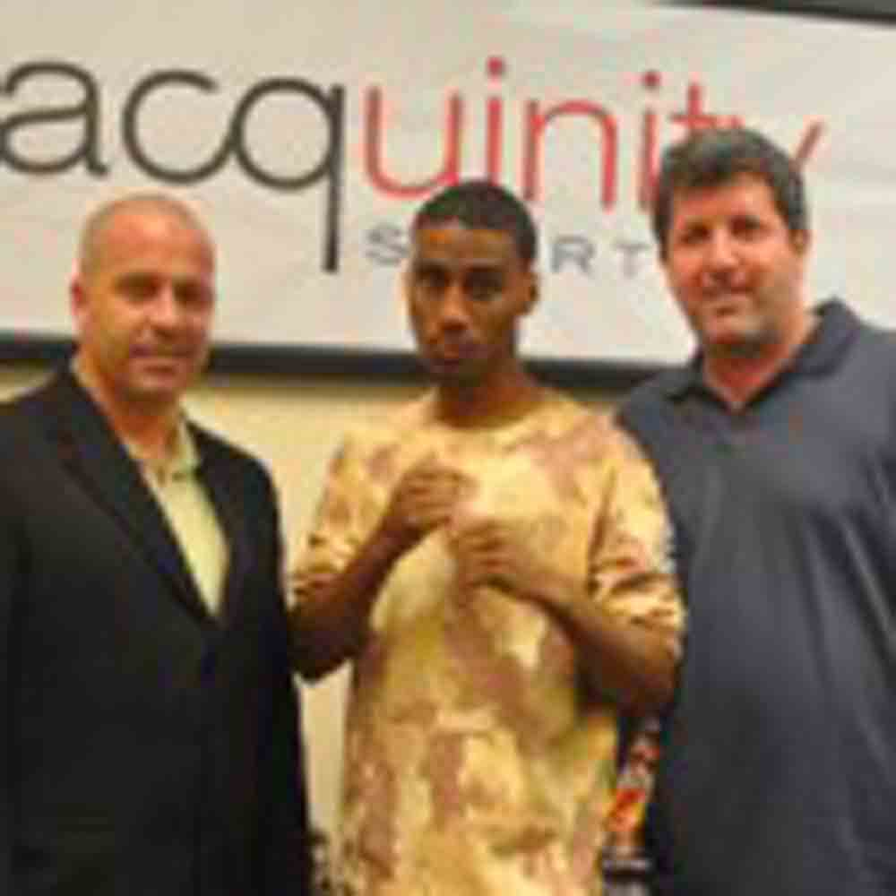"""Albert """"Prince"""" Bell se sumó a Acquinity Sports"""