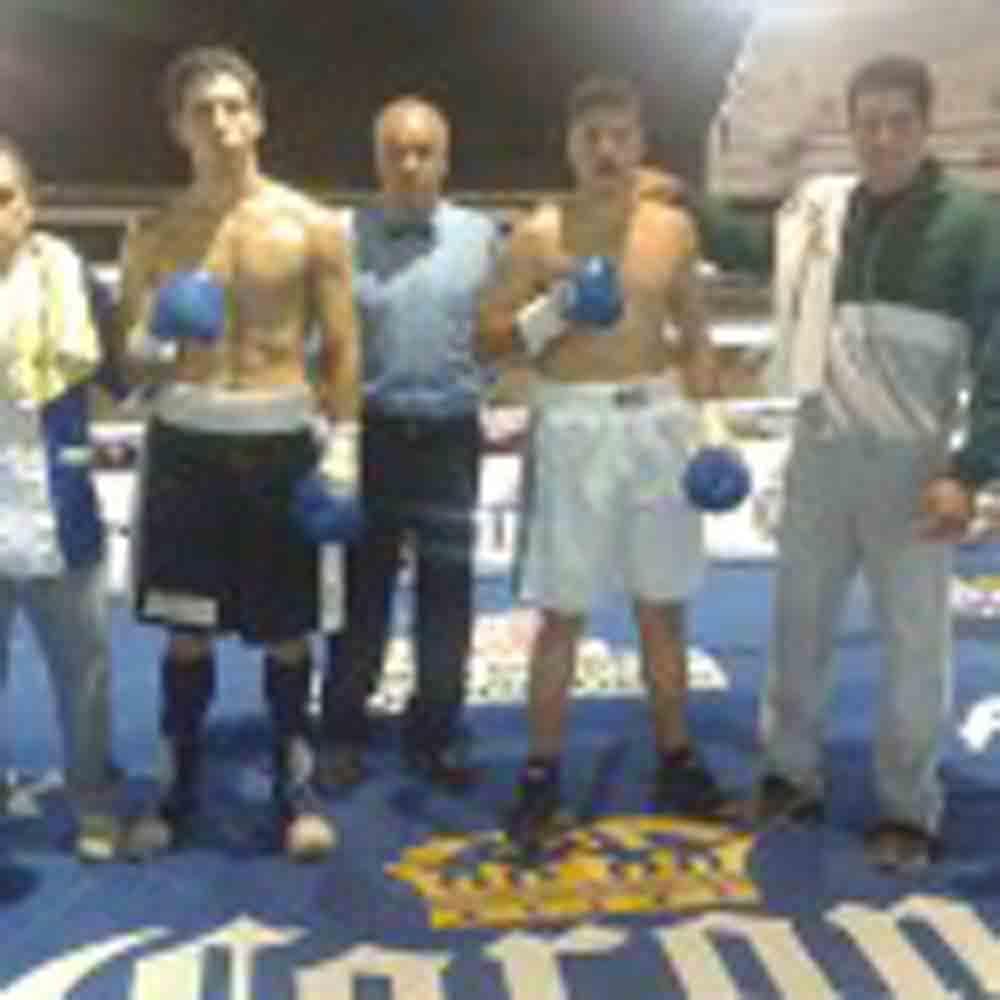 Jóvenes peleadores se lucieron en Yecapixtla, Morelos