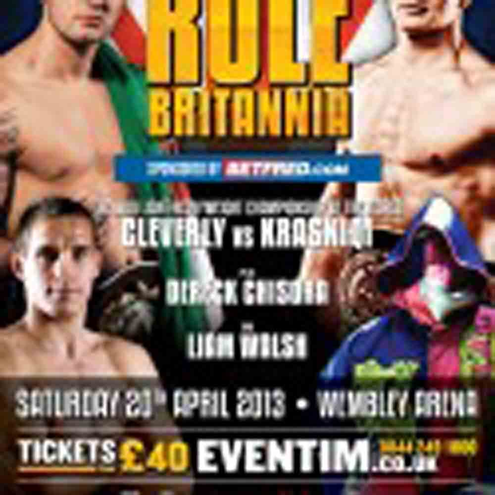 WEIGHTS FROM WEMBLEY ARENA