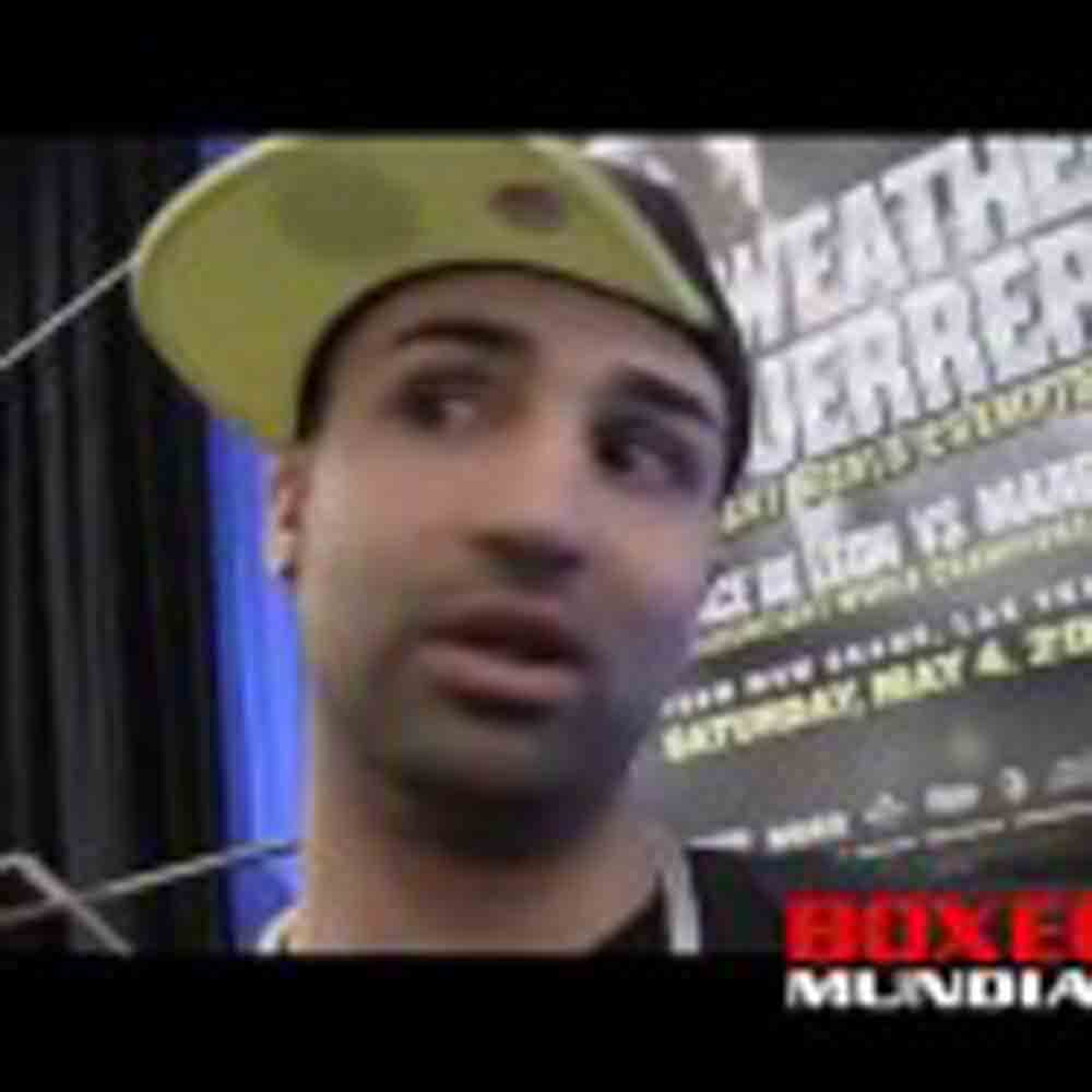 Video: Paul Malignaggi talks about his fight with Adrien Broner