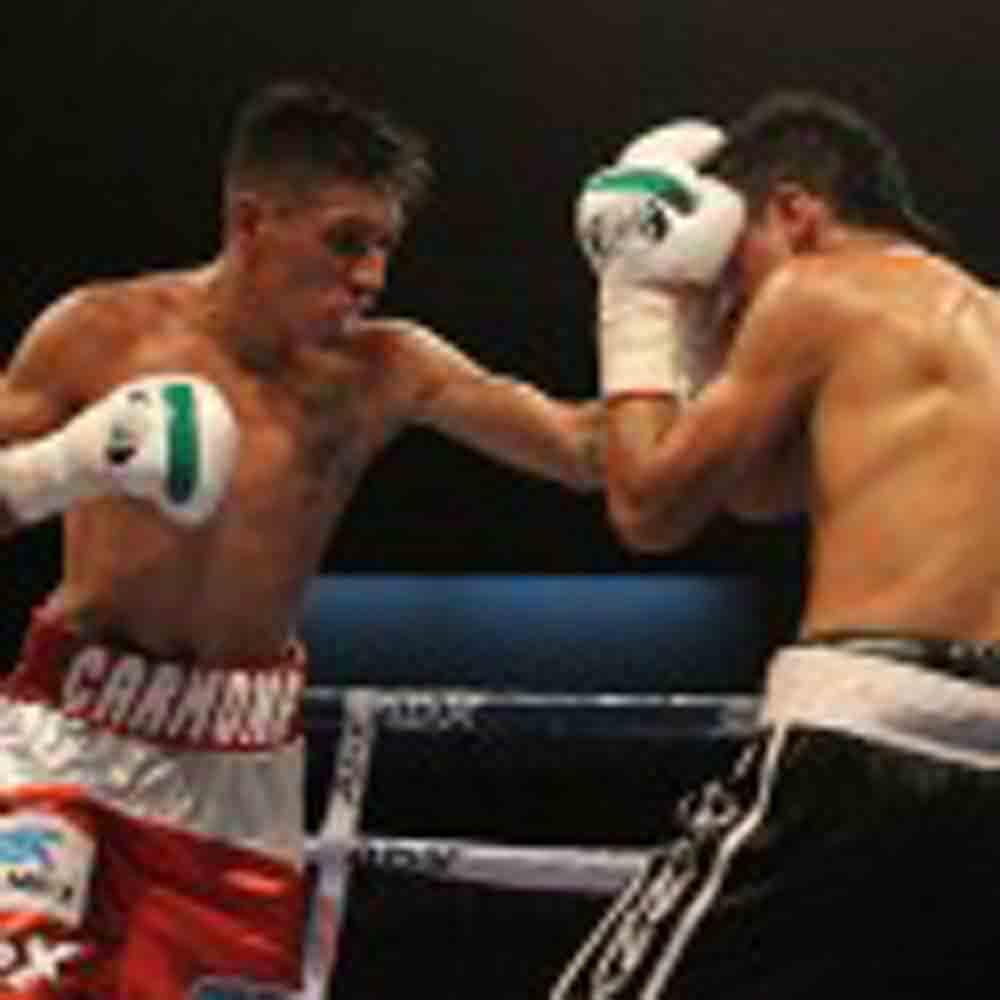 David Carmona es campeón mundial juvenil de la OMB