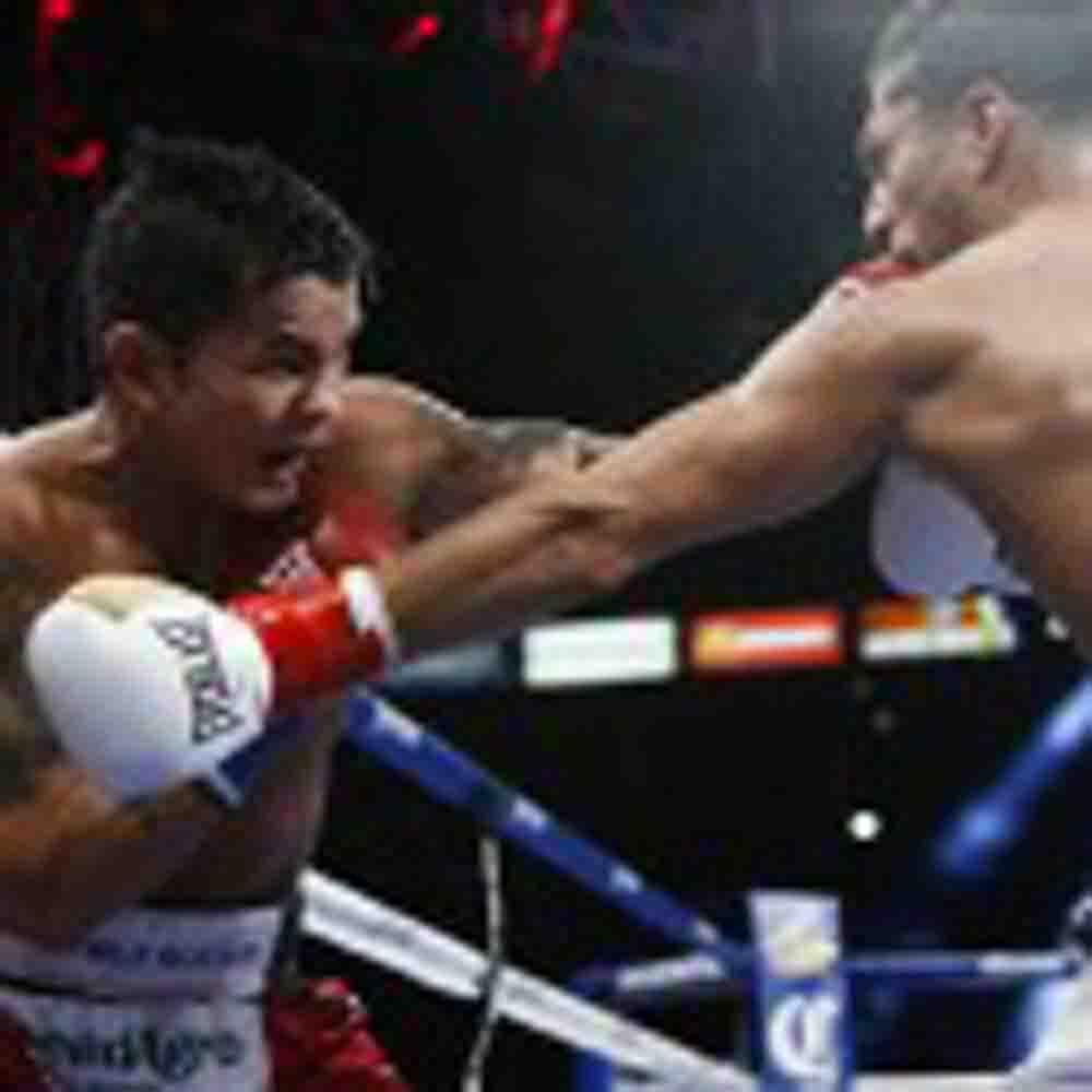 Marcus Maidana Caps Spectatcular Night With TKO Over Josesito Lopez