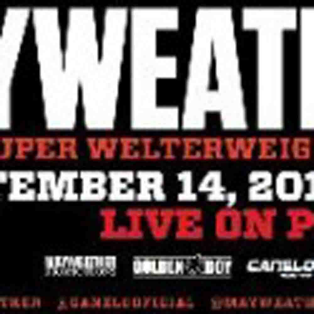 """HOME SWEET HOME:  """"THE ONE: MAYWEATHER VS. CANELO"""" PRESS TOUR  HIT MAYWEATHER'S NATIVE GRAND RAPIDS, MICH. ON WEDNESDAY"""