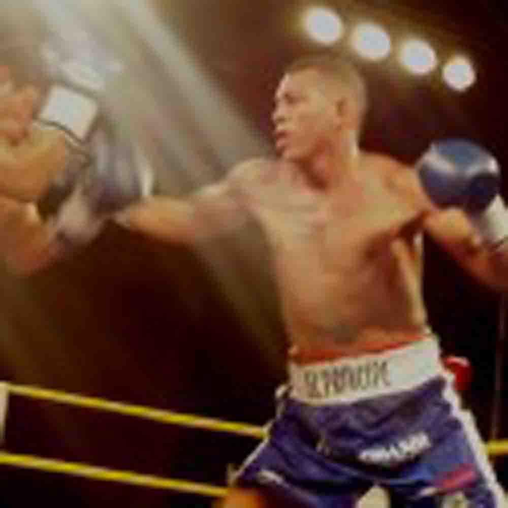 Colombiano Alex Therán 27 de julio combate en Los Ángeles