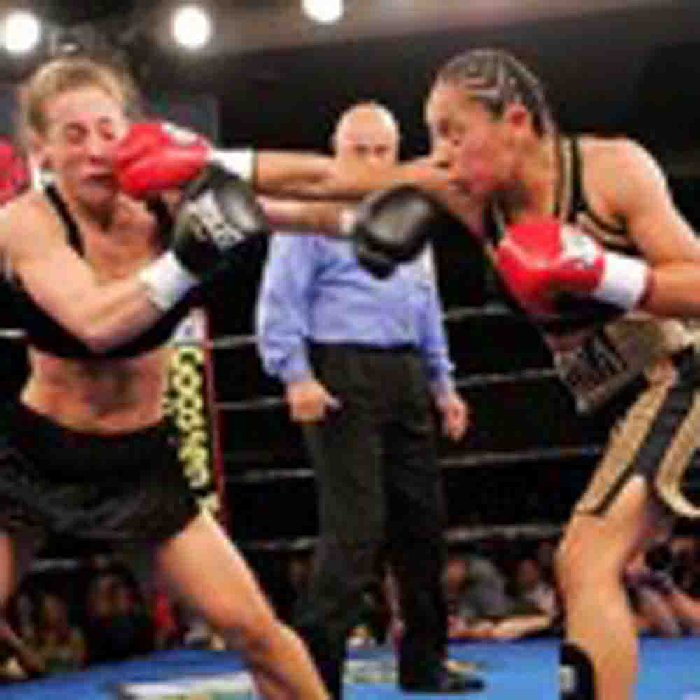 Carina Moreno to defend WBA Flyweight title in rematch with Susi Kentikian