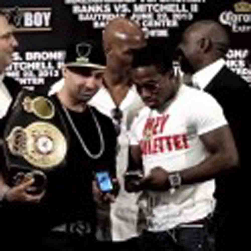 SHOWTIME CHAMPIONSHIP BOXING® FEATURE: ADRIEN BRONER