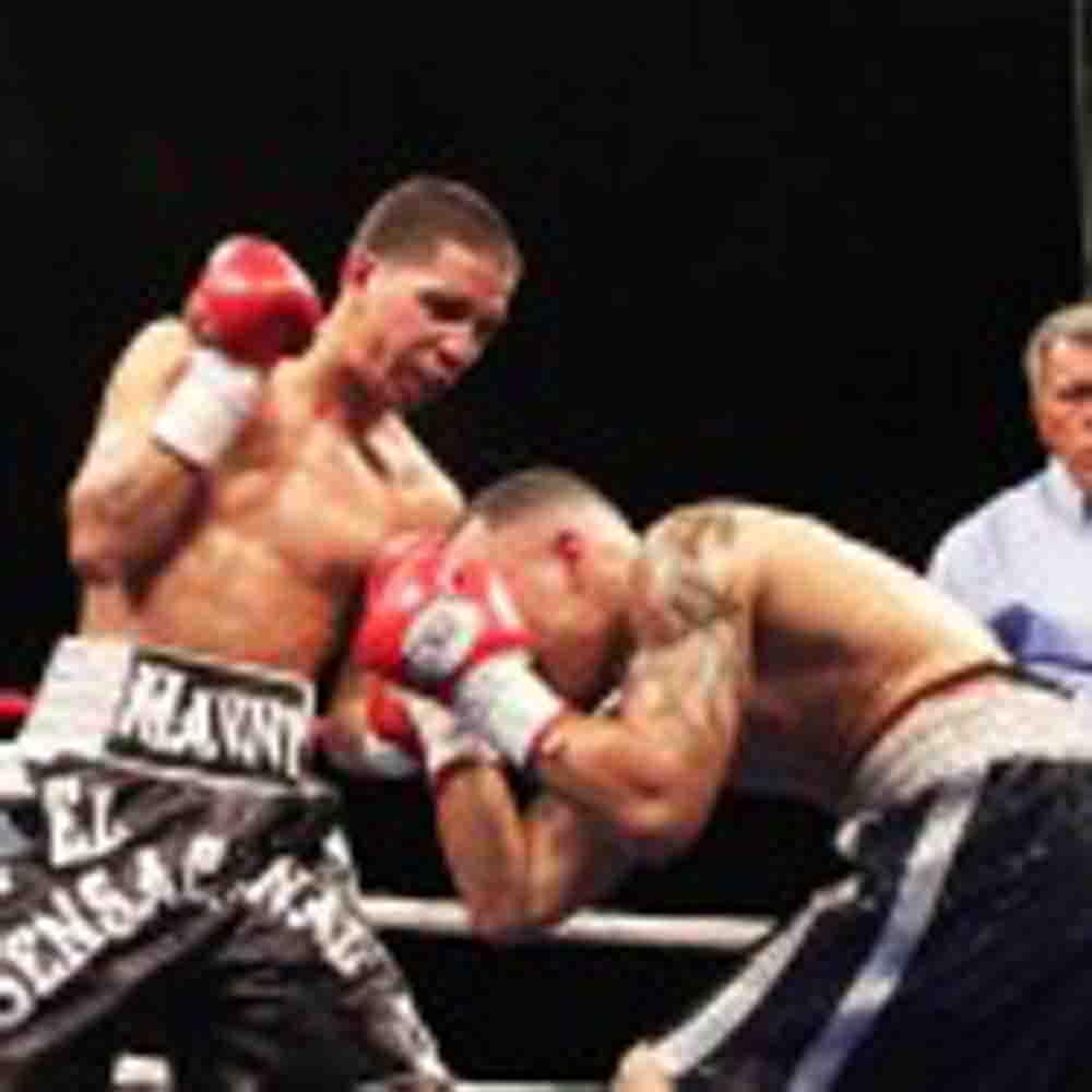 Por el título el puertorriqueño 'Manny' Rodríguez el 5 de mayo