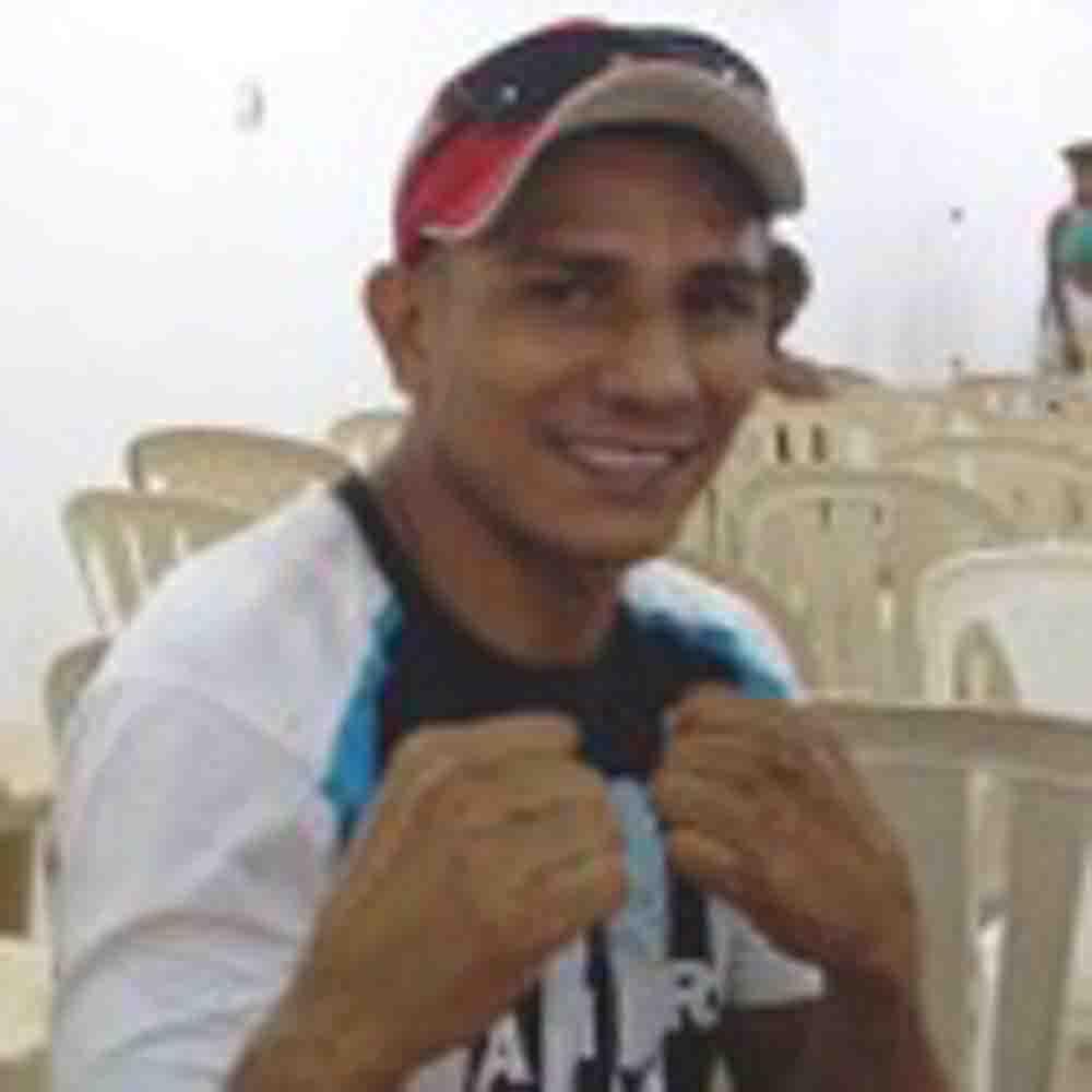 Colombiano Ángel Priolo hoy vuelve al ring