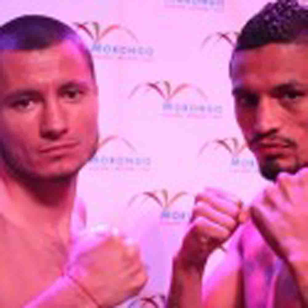 Weights from Cabazon, California