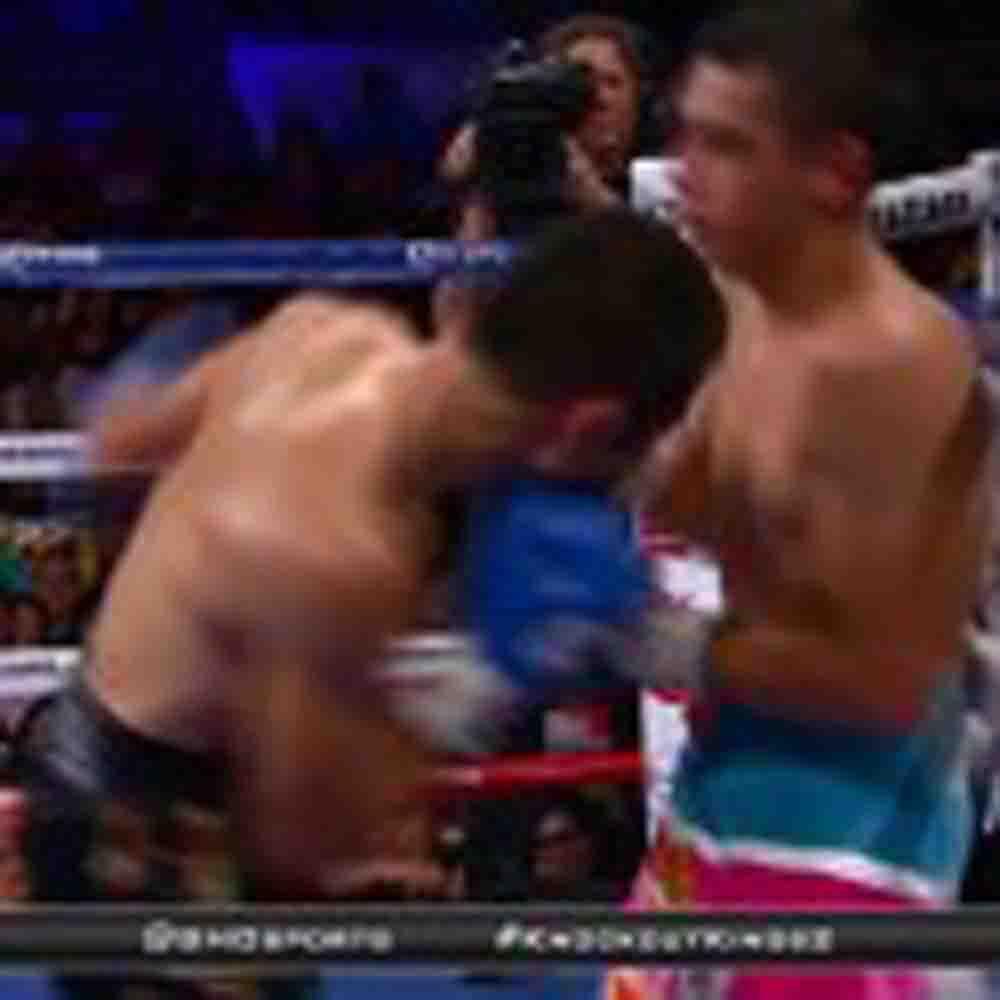 ROUND OF THE NIGHT: Figueroa vs. Arakawa Rd 3