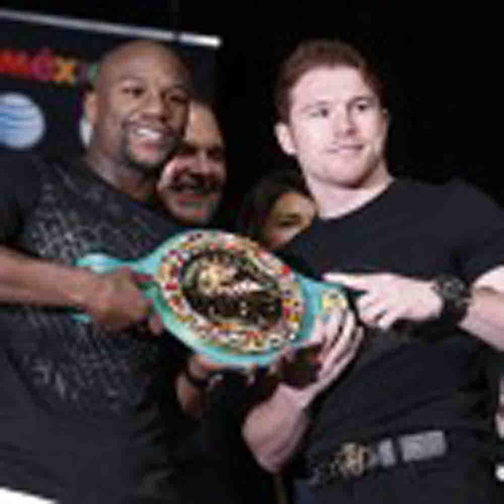 Floyd Mayweather vs. Canelo Alvarez Final Press Conference