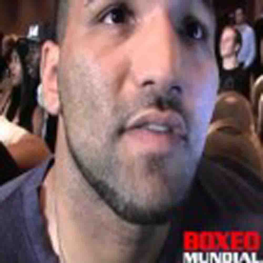 Video: Edwin Rodriguez: 'Andre Ward needs me, more then I need him.""
