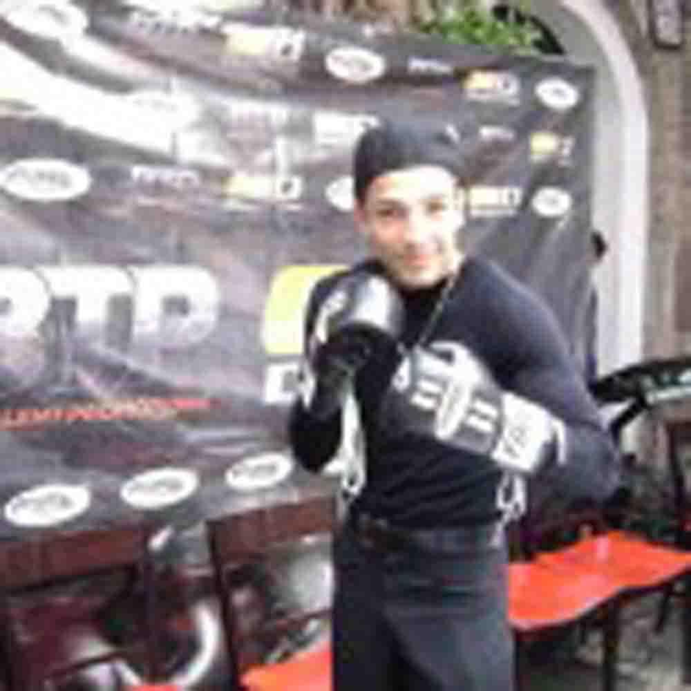 """Al encarar a Nicholas Walters, Alberto """"Kickis"""" Garza confía conquistar cinto pluma WBA"""