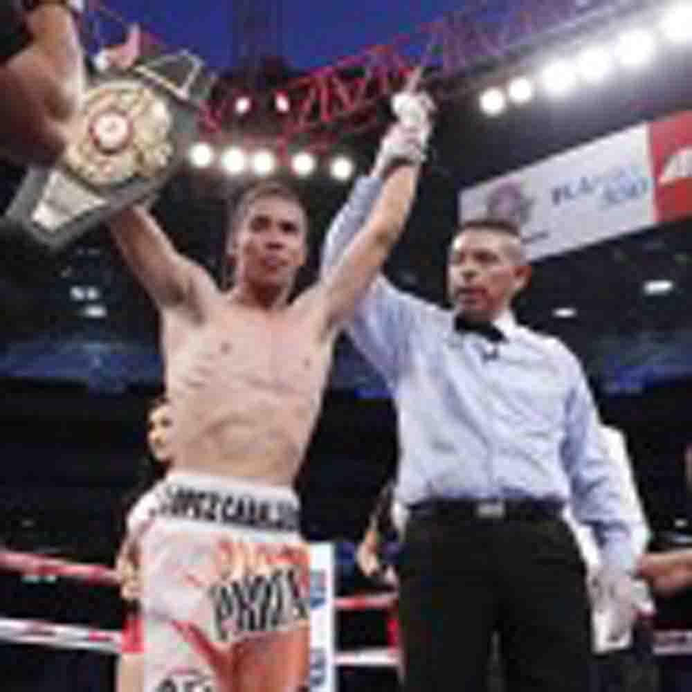 'Parrita' Medina peleará en el cartel Tyson vs. Segura