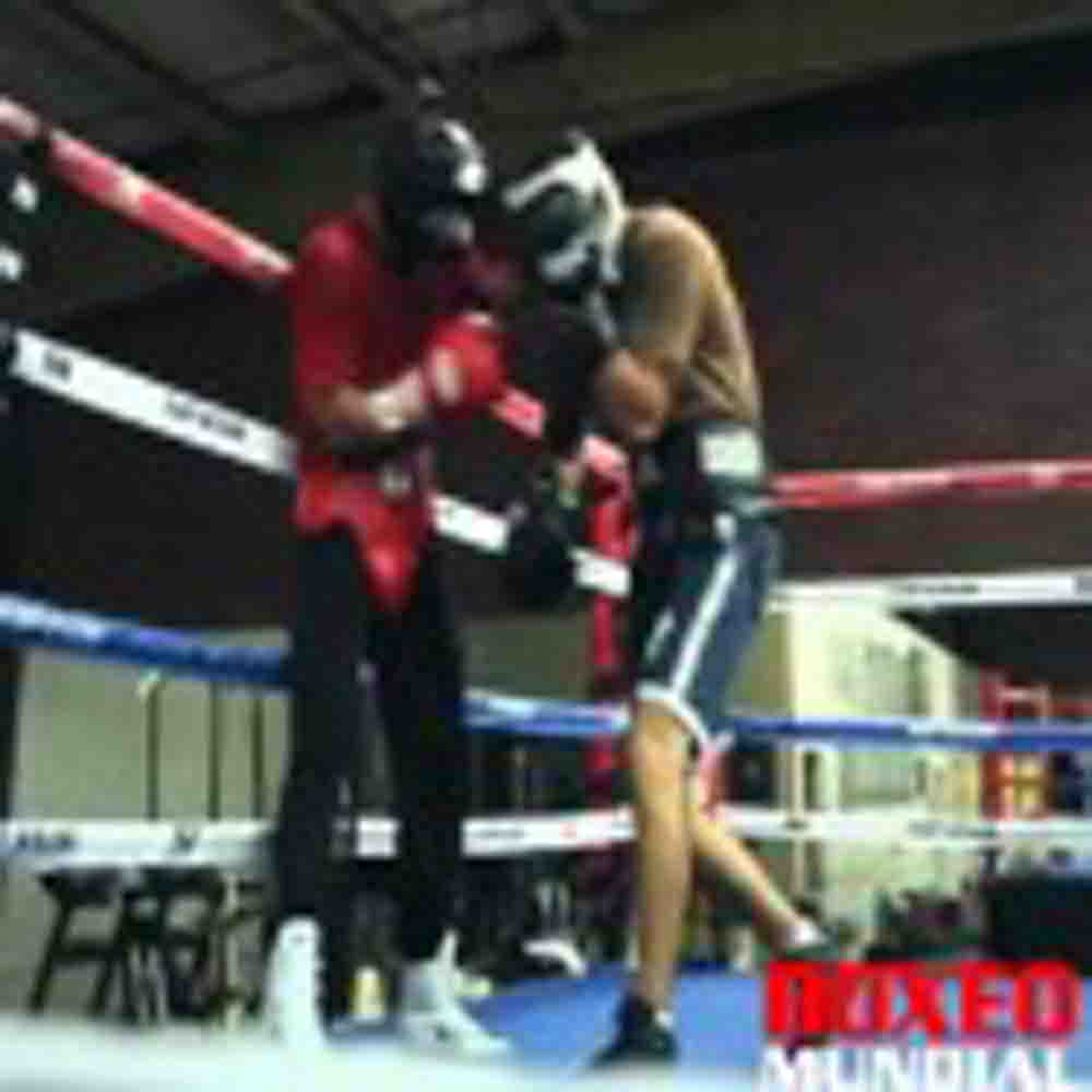 Video: Jessie Vargas in training for his fight with Ray Narh