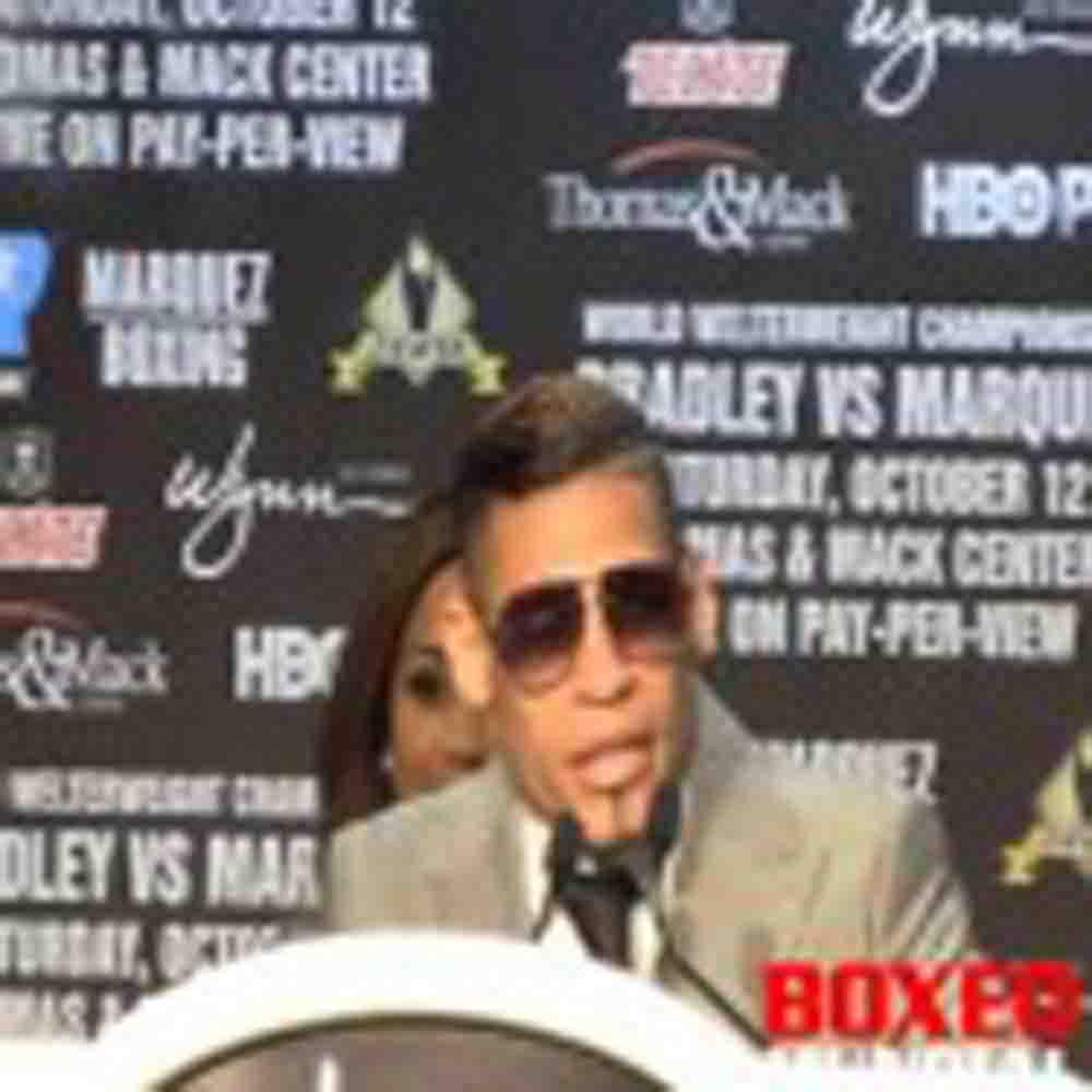 Video: Orlando Cruz vs Orlando Salido last pre fight press conference