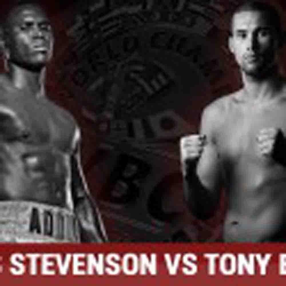 Adonis Stevenson VS Tony Bellew, ¡la guerra por el honor, por la gloria!