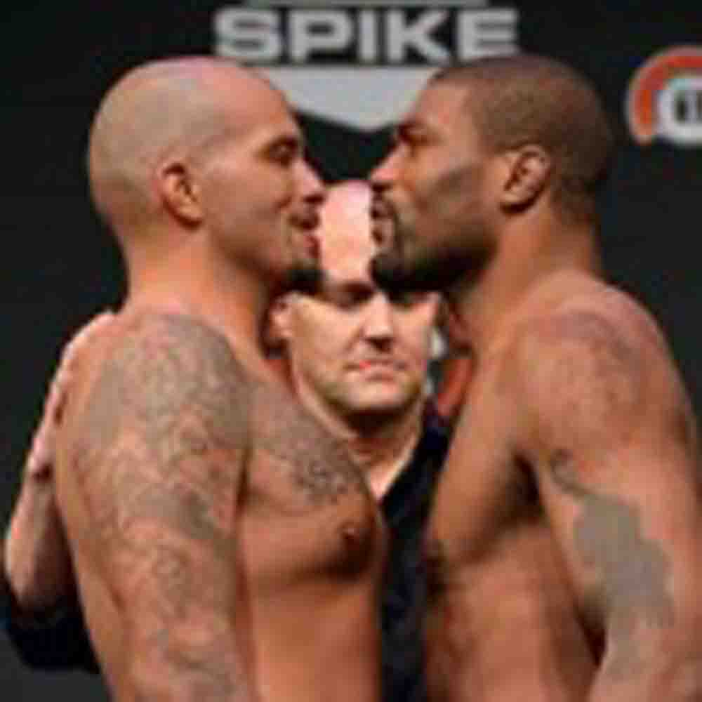 Bellator Weigh-In Results from Atlantic City's Revel