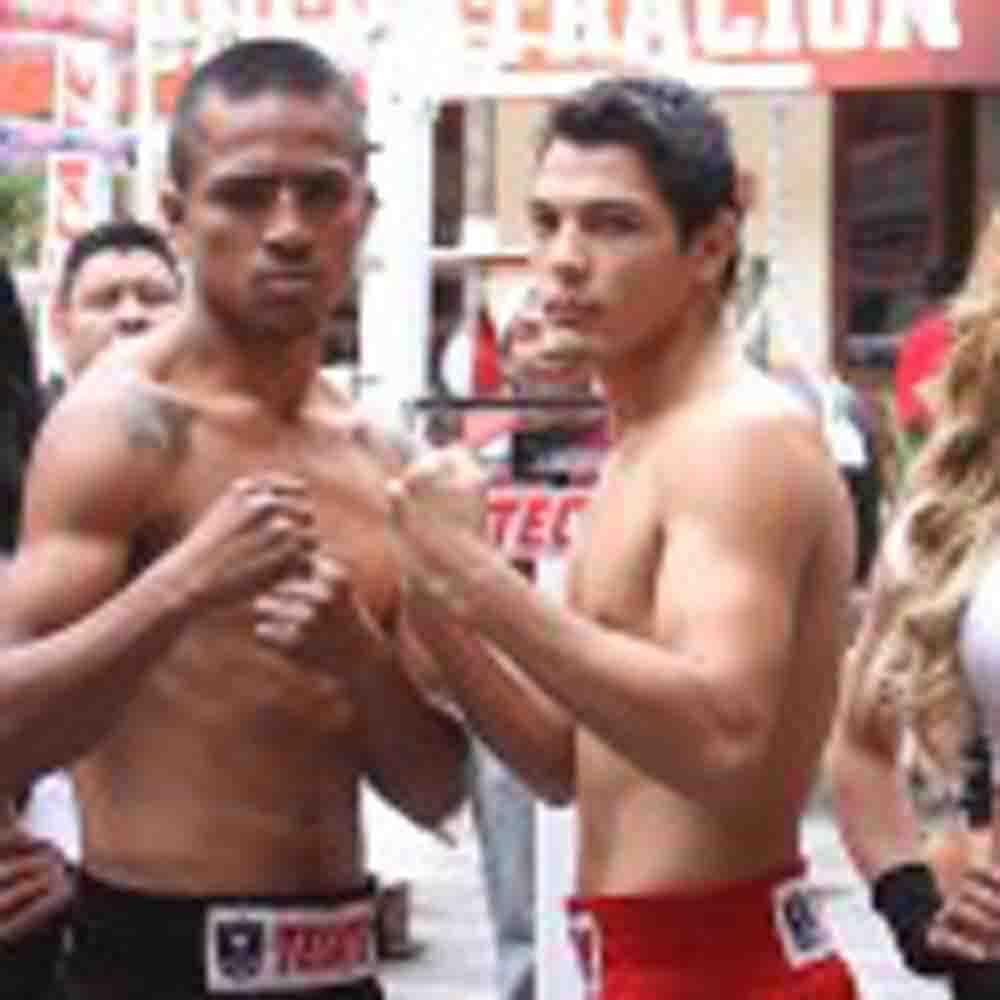 'Faraón' y 'Roca' en semifinal en 'Campeón Azteca Round 4'