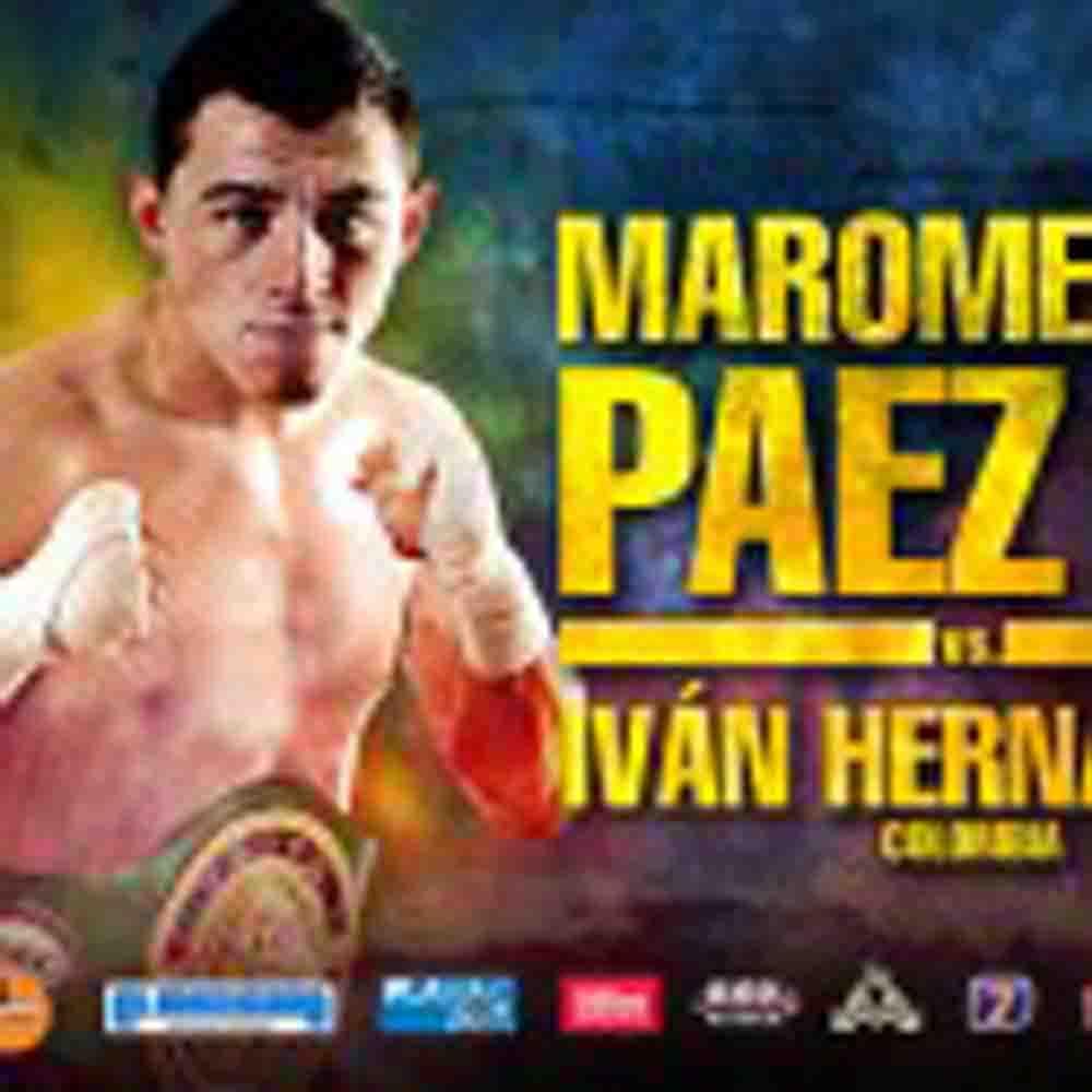 México / Páez, Junior en Mexicali el 30 noviembre