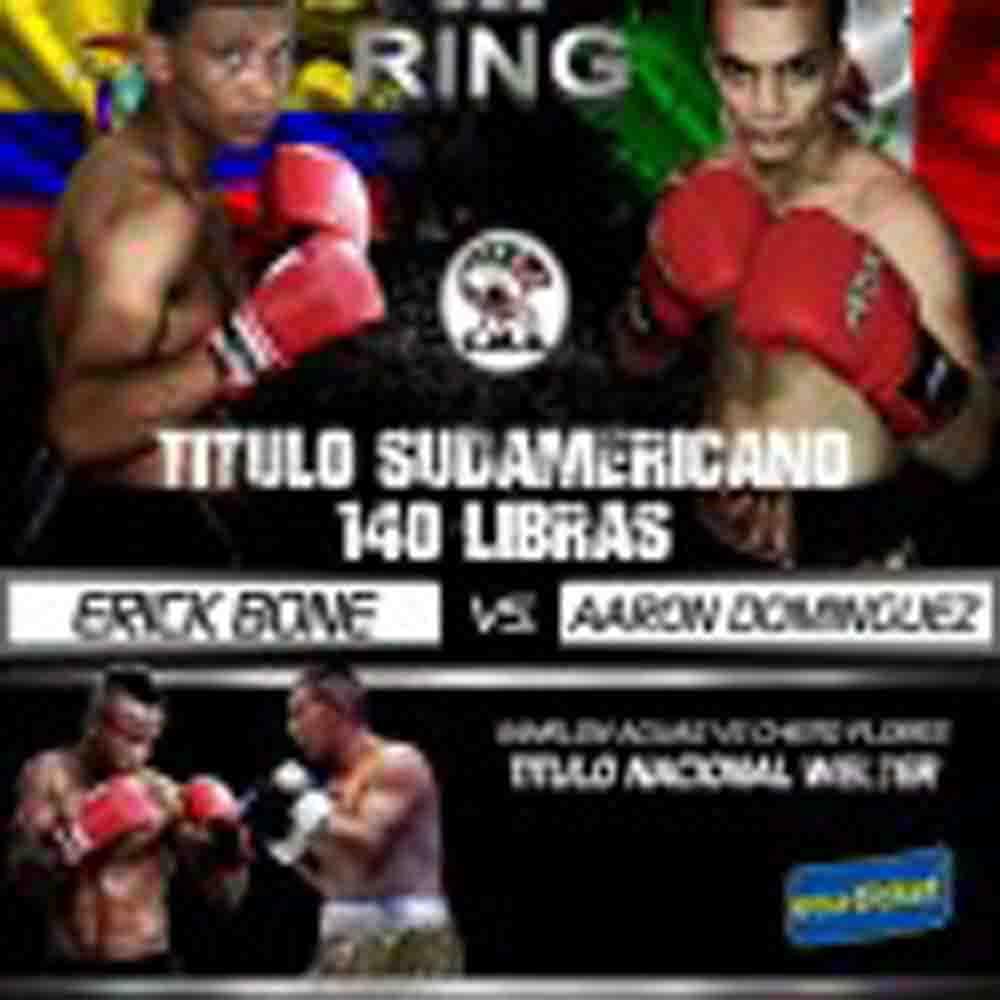 Ecuador / Resultados Titanes en el Ring, en Quito
