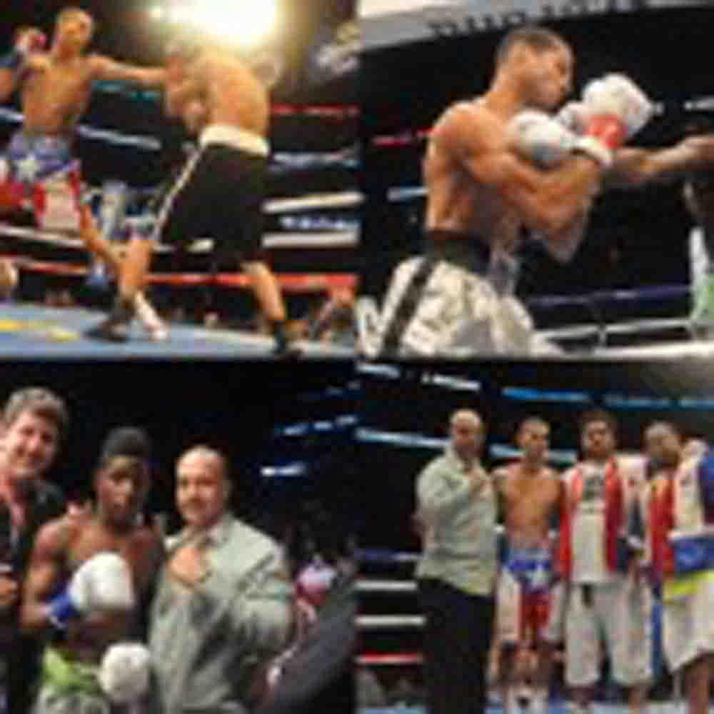 Lubin y Galarza regresan en enero 03 en ESPN Friday Night Fights
